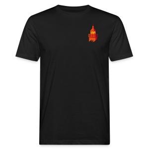 Leuchtturm - mini, ohne Schriftzug - Männer Bio-T-Shirt
