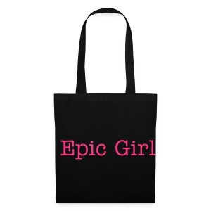 Epic girl bag - Tote Bag