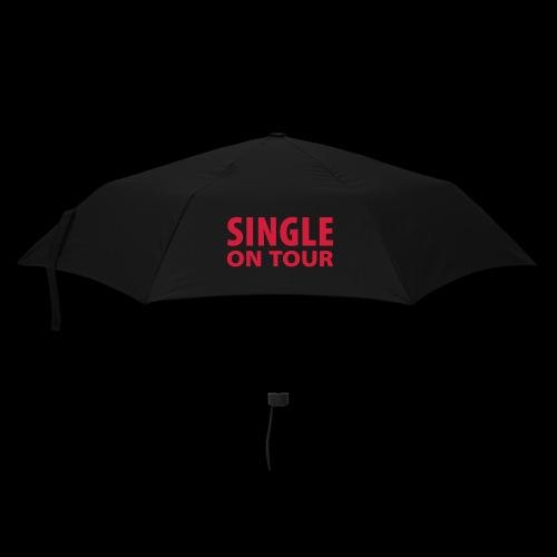 Partnersuche im Regen - Regenschirm (klein)