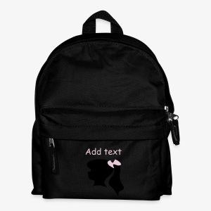 Girly retro bag - Kids' Backpack