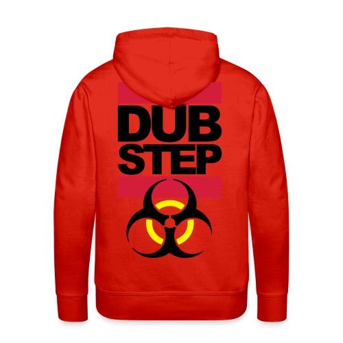 Dubstep DJ - Premium hettegenser for menn
