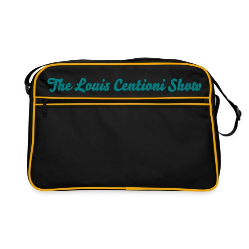 The Louis Centioni Show offical bag - Retro Bag