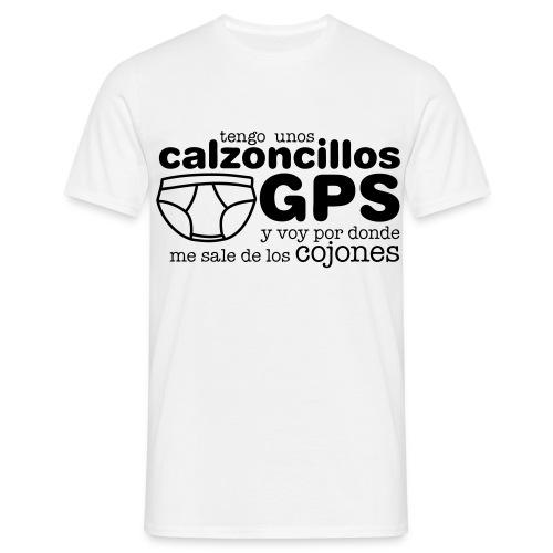gps - Camiseta hombre