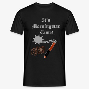 (Good)MORNINGSTAR(t) - Men's T-Shirt