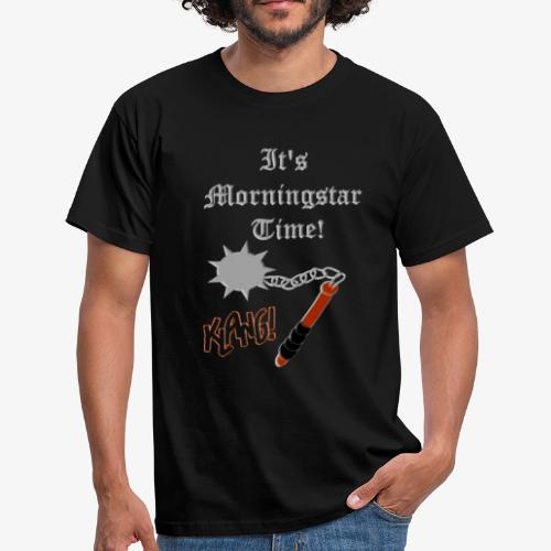 (Good)MORNINGSTAR(t) - Men's T-Shirt