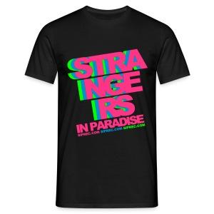 SIPREC   Hologram - Mannen T-shirt