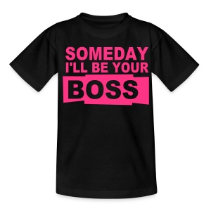 Someday.. - Teenager T-shirt