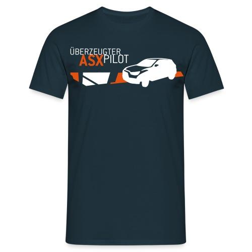 Überzeugter ASX Pilot - Männer T-Shirt