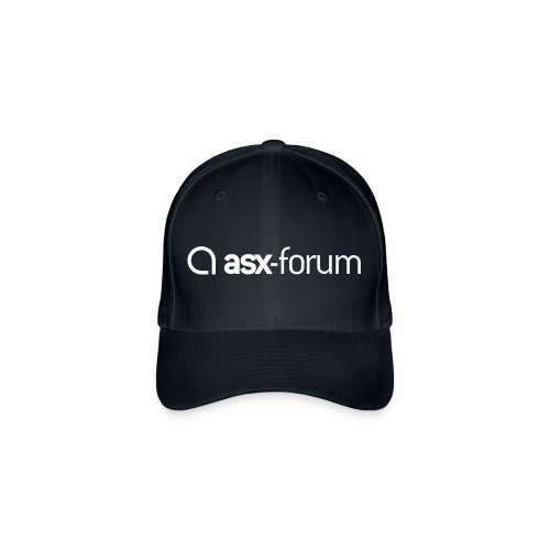 ASX Piloten Cap - Flexfit Baseballkappe