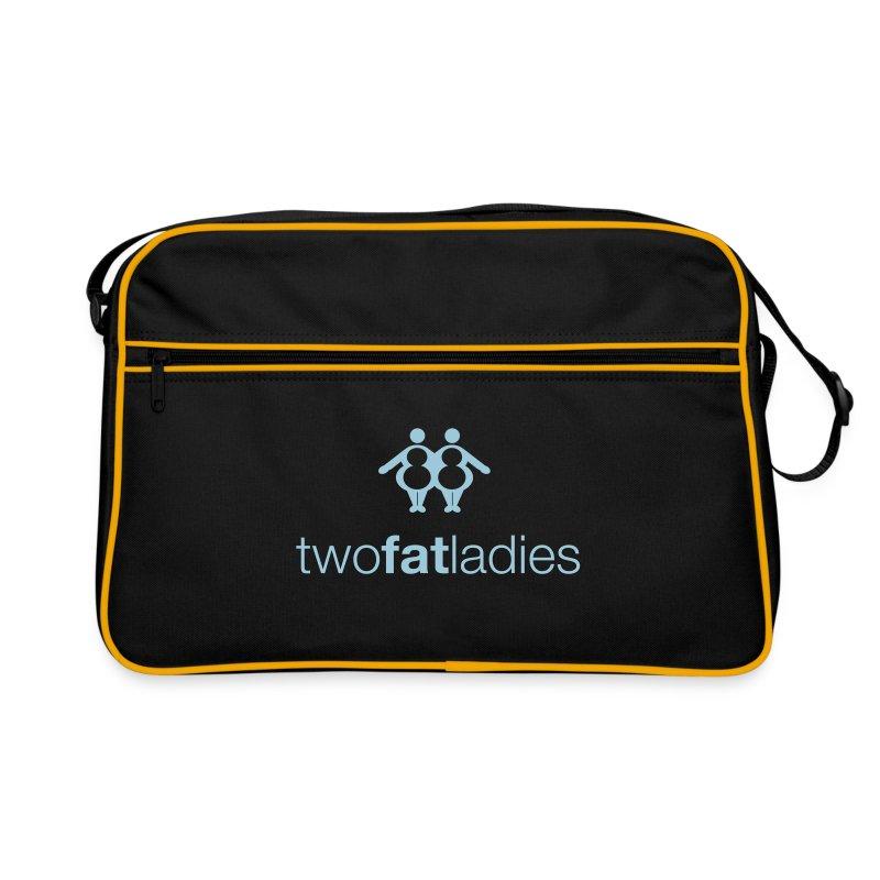 TWO FAT LADIES RETRO BAG - Retro Bag