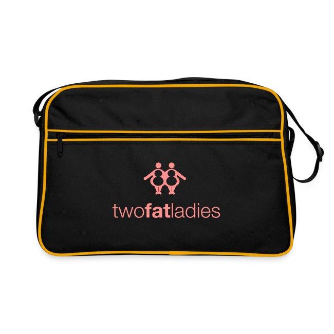 TWO FAT LADIES RETRO BAG