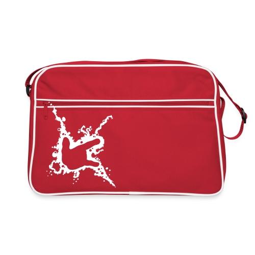 ILY-Handzeichen - Retro Tasche
