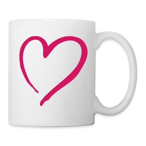 Heart Mug - Mug