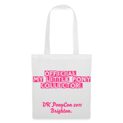 Offical My Little Pony Collector Tote - Tote Bag