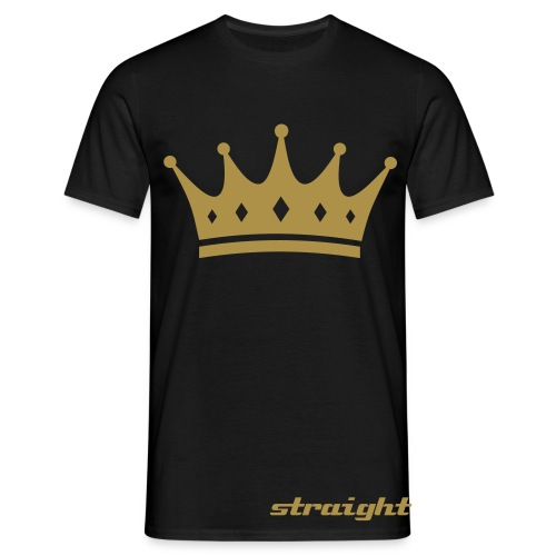 straight tees - Men's T-Shirt