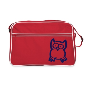 Retro Owl Bag - Retro Bag