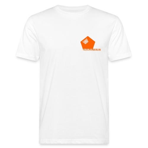 Oranje Shirt für Große - Männer Bio-T-Shirt