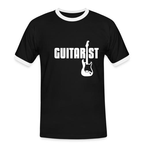 guitarist - Men's Ringer Shirt