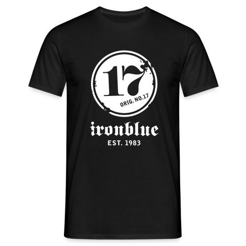 T-Shirt Classic 17 - black - Männer T-Shirt