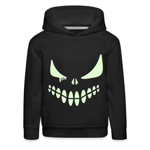 halloween smile - Kids' Premium Hoodie