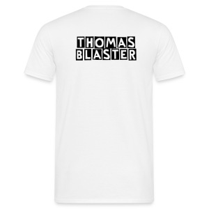 T-Shirt Homme Thomas Blaster - T-shirt Homme
