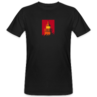 T-Shirts ~ Männer Bio-T-Shirt ~ Leuchtturm