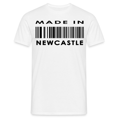 Made in Newcastle - Men's T-Shirt
