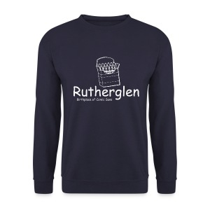 Rutherglen Comic Sans - Men's Sweatshirt