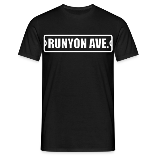 Runyon Ave. - Men's T-Shirt