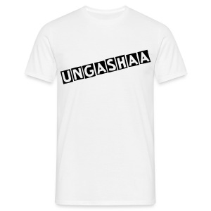 Male Un Gashaa Top  - Men's T-Shirt