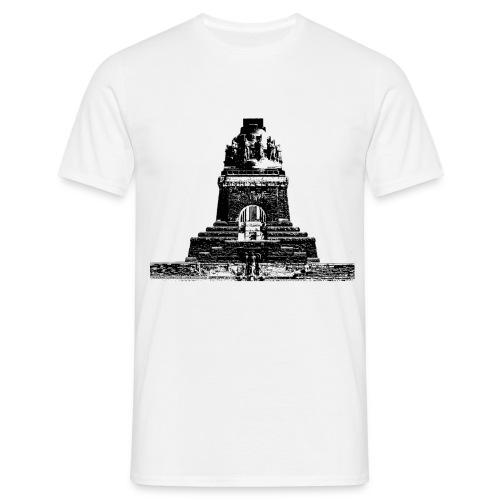 Völkerschlachtdenkmal - Männer T-Shirt