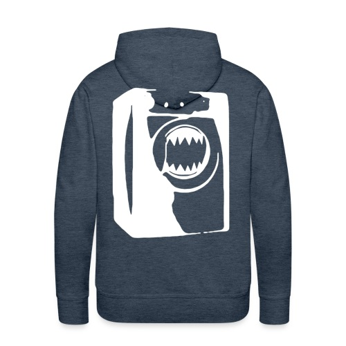 Washer Monster - Men's Premium Hoodie