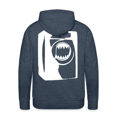 Washer Monster - Men's Premium Hoodie