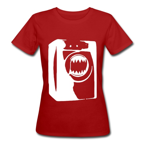 Washer Monster - Women's Organic T-Shirt
