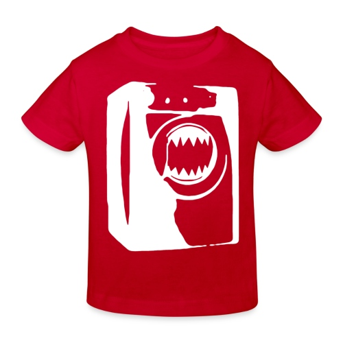 Washer Monster - Kids' Organic T-Shirt