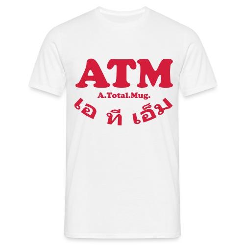 ATM - Men's T-Shirt