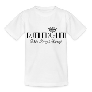 Royal Burgh of Rutherglen - Teenage T-shirt