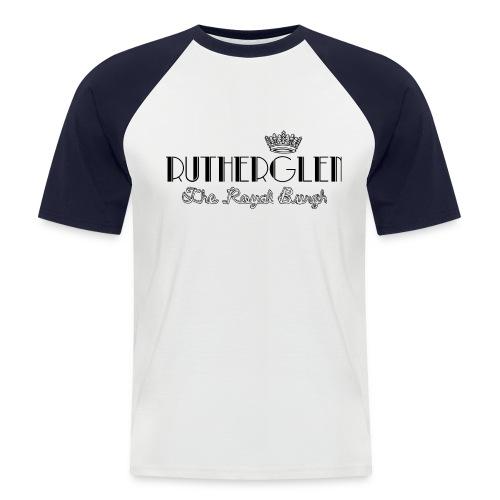Royal Burgh of Rutherglen - Men's Baseball T-Shirt