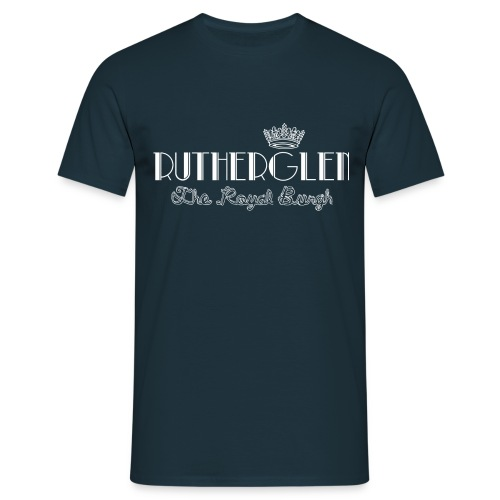 Royal Burgh of Rutherglen - Men's T-Shirt
