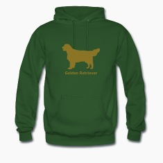 Golden Retriever Labrador Sweatshirts