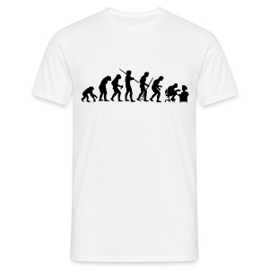 Something somewhere went terribly wrong (Lustig Witzig Shirt) - Männer T-Shirt