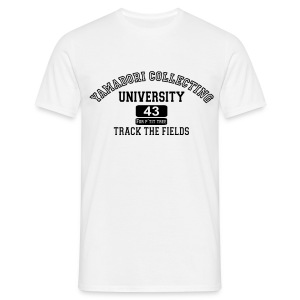 Yamadori University 43 For P'tit Tree - T-shirt Homme