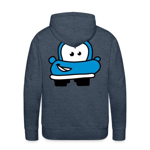 Clubsweater - Mannen Premium hoodie