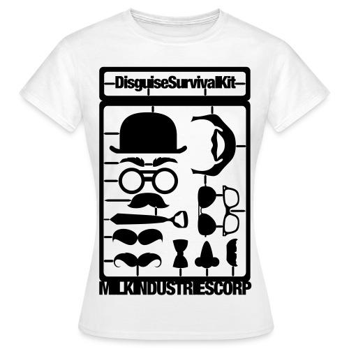 DISGUISE SURVIVAL KIT - Maglietta da donna