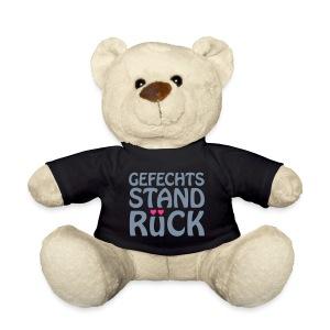 Teddy Gefechtsstand Rück - Teddy