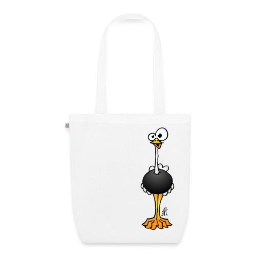 Ostrich - EarthPositive Tote Bag