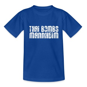 Thai-Bombs Shirt Kids - Teenager T-Shirt