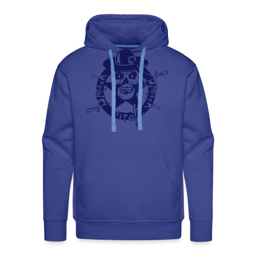 Sweat capuche General breizhor ring breizh pirate - Sweat-shirt à capuche Premium pour hommes