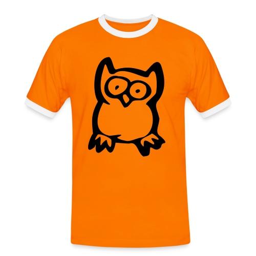 UHU /ToDo-Man ***NEU*** - Männer Kontrast-T-Shirt