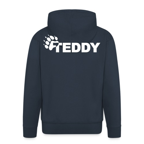 Teddy Jacket - Men's Premium Hooded Jacket